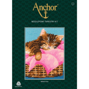 "Anchor Gobelin-Stickset ""Kätzchen"", Bild..."