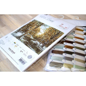 """Luca-S counted Cross Stitch kit """"First..."""