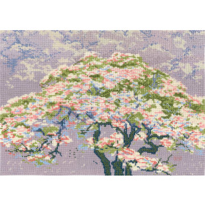 """DMC counted Cross Stitch kit """"A Tree in..."""