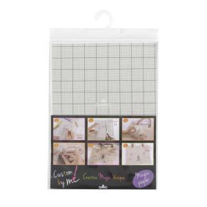 DMC Soluble Magic Paper squared, 21x29,7 cm, size Small