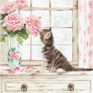 """Letistitch counted cross stitch kit """"Sweet..."""