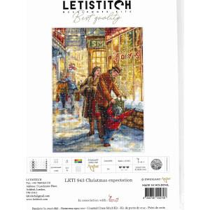 Letistitch Kreuzstich Set...