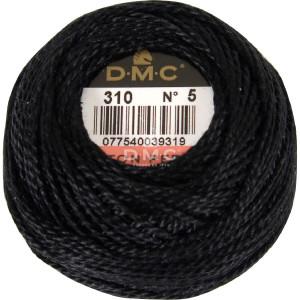 DMC Perlgarn Knäuel Stärke 5, 10 g, 116A/5-310
