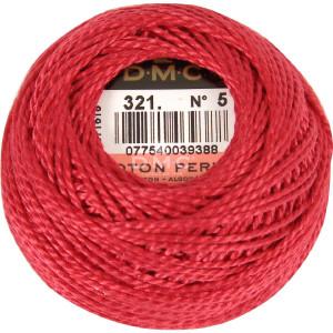DMC Perlgarn Knäuel Stärke 5, 10 g, 116A/5-321