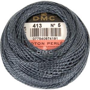 DMC Perlgarn Knäuel Stärke 5, 10 g, 116A/5-413