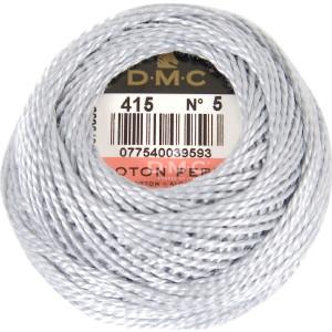 DMC Perlgarn Knäuel Stärke 5, 10 g, 116A/5-415