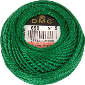 DMC Perlgarn Knäuel Stärke 5, 10 g, 116A/5-699