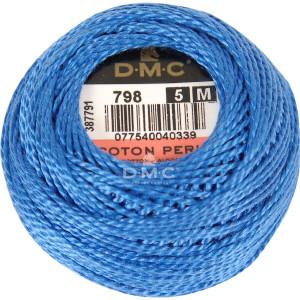 DMC Perlgarn Knäuel Stärke 5, 10 g, 116A/5-798
