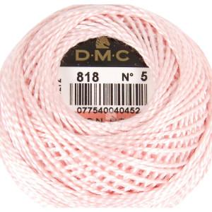 DMC Perlgarn Knäuel Stärke 5, 10 g, 116A/5-818