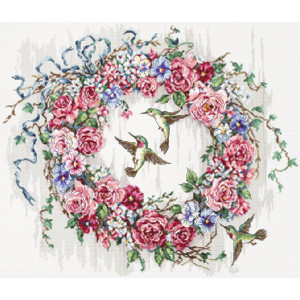 Letistitch counted cross stitch kit...