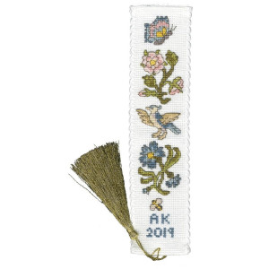 Bothy Threads Bookmark counted cross stitch Kit...