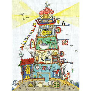 """Bothy Threads counted cross stitch Kit """"The..."""