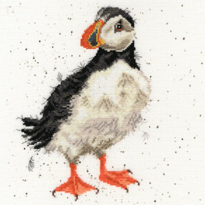 """Bothy Threads counted cross stitch Kit """"Little..."""