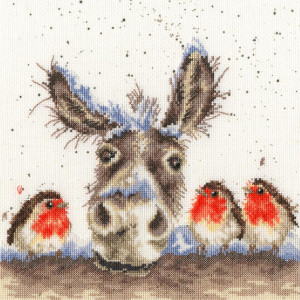 """Bothy Threads counted cross stitch Kit """"Christmas..."""