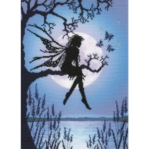 """Bothy Threads counted cross stitch Kit """"Luna"""",..."""