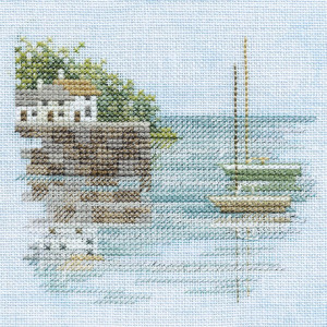 """Bothy Threads counted cross stitch Kit """"Minuets -..."""