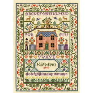 """Bothy Threads counted cross stitch Kit """"Country..."""
