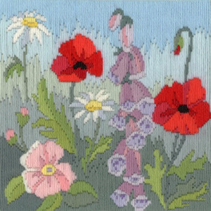 """Bothy Threads counted Long Stitch Kit """"Seasons -..."""