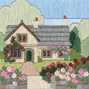 "Bothy Threads Langstich-Set ""Rambling Rose..."