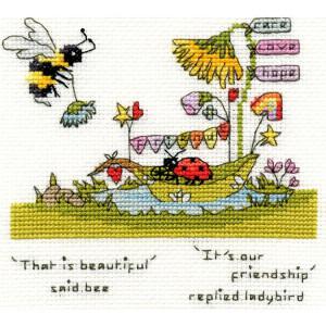 "Bothy Threads counted cross stitch kit ""Beautiful..."
