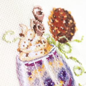 Magic Needle Zweigart Edition Counted cross stitch kit...