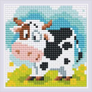 "Riolis diamond mosaic kit ""Calf in the Meadow"",..."
