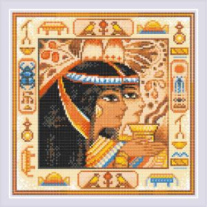 "Riolis Diamanten Malerei  ""Egypten"", 30x30cm"
