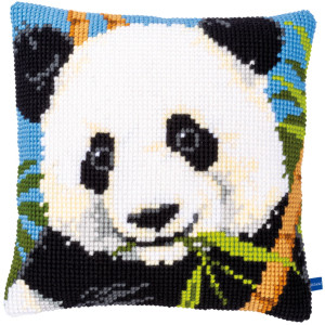 Vervaco stamped cross stitch kit cushion...