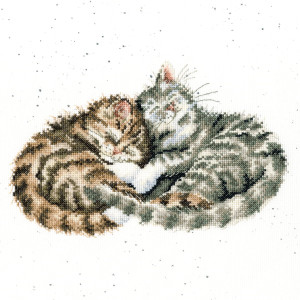 """Bothy Threads counted cross stitch kit """"Sweet..."""