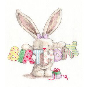 Bothy Threads counted cross stitch kit...