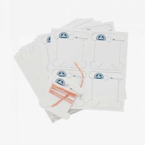 DMC Cardboard Bobbins for threads 56 pcs