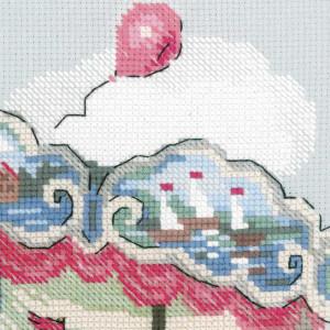"Riolis counted cross stitch kit ""Carousel"",..."