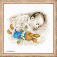 Riolis counted cross stitch Kit Sweet Dreams, DIY
