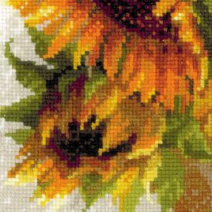 Riolis counted cross stitch Kit Hot Summer, DIY