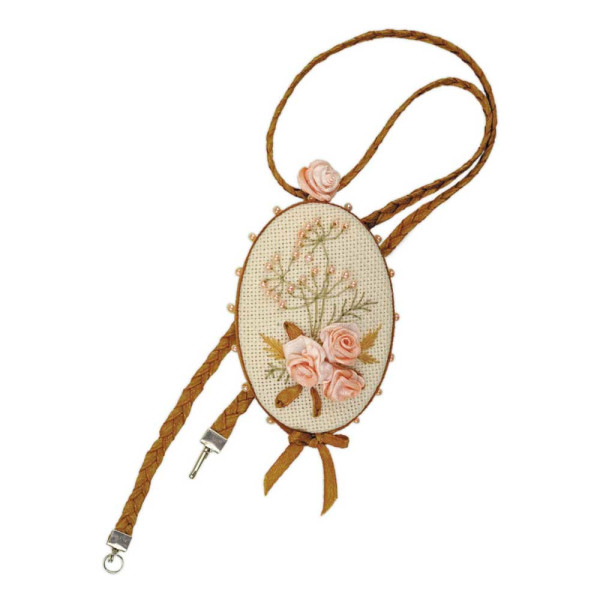 """Riolis counted cross Stitch kit """"Old Brooch"""", counted, DIY"""