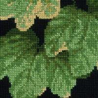 Riolis counted cross stitch Kit Mallow, DIY