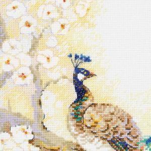 Riolis counted cross stitch Kit Persian Garden, DIY