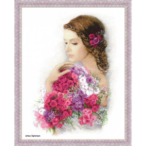 Riolis counted cross stitch Kit Summer Delight, DIY