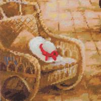 Riolis counted cross stitch Kit A Secret Romance, DIY