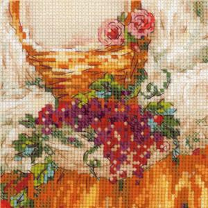 Riolis counted cross stitch Kit Pastoral, DIY