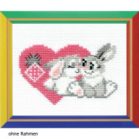 Riolis counted cross stitch Kit You are my Sweetheart, DIY