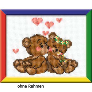 Riolis counted cross stitch Kit Little Imps, DIY