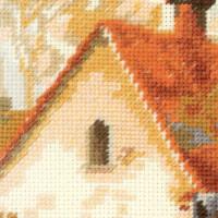 "Riolis Kreuzstich-Set ""Warmer Herbst"", Zählmuster"