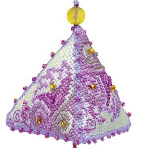 Riolis counted cross stitch Kit Berlingo Primroses, DIY