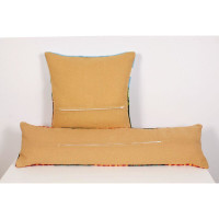 Vervaco Draft stopper back with zipper - beige, DIY