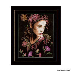 """Lanarte cross stitch kit"""" in thoughts"""",..."""